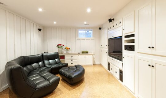 Basement Renovation Projects that Bring Maximum ROI