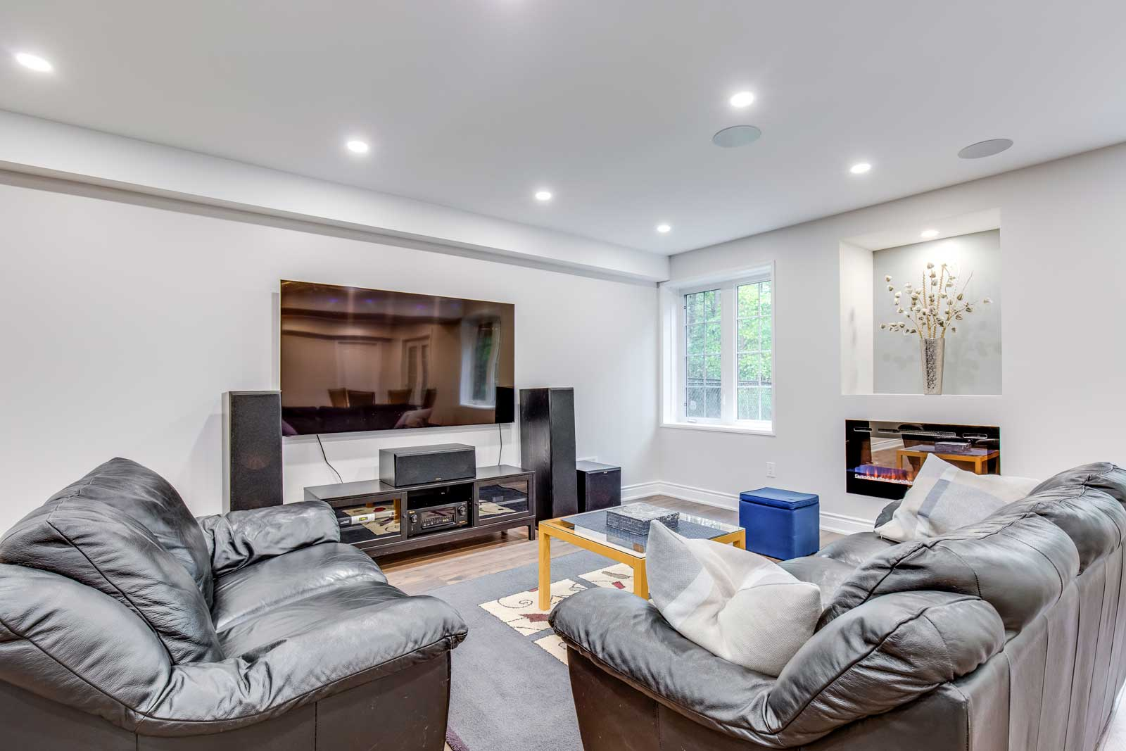 basement-finishing-project-in-Richmond-Hill