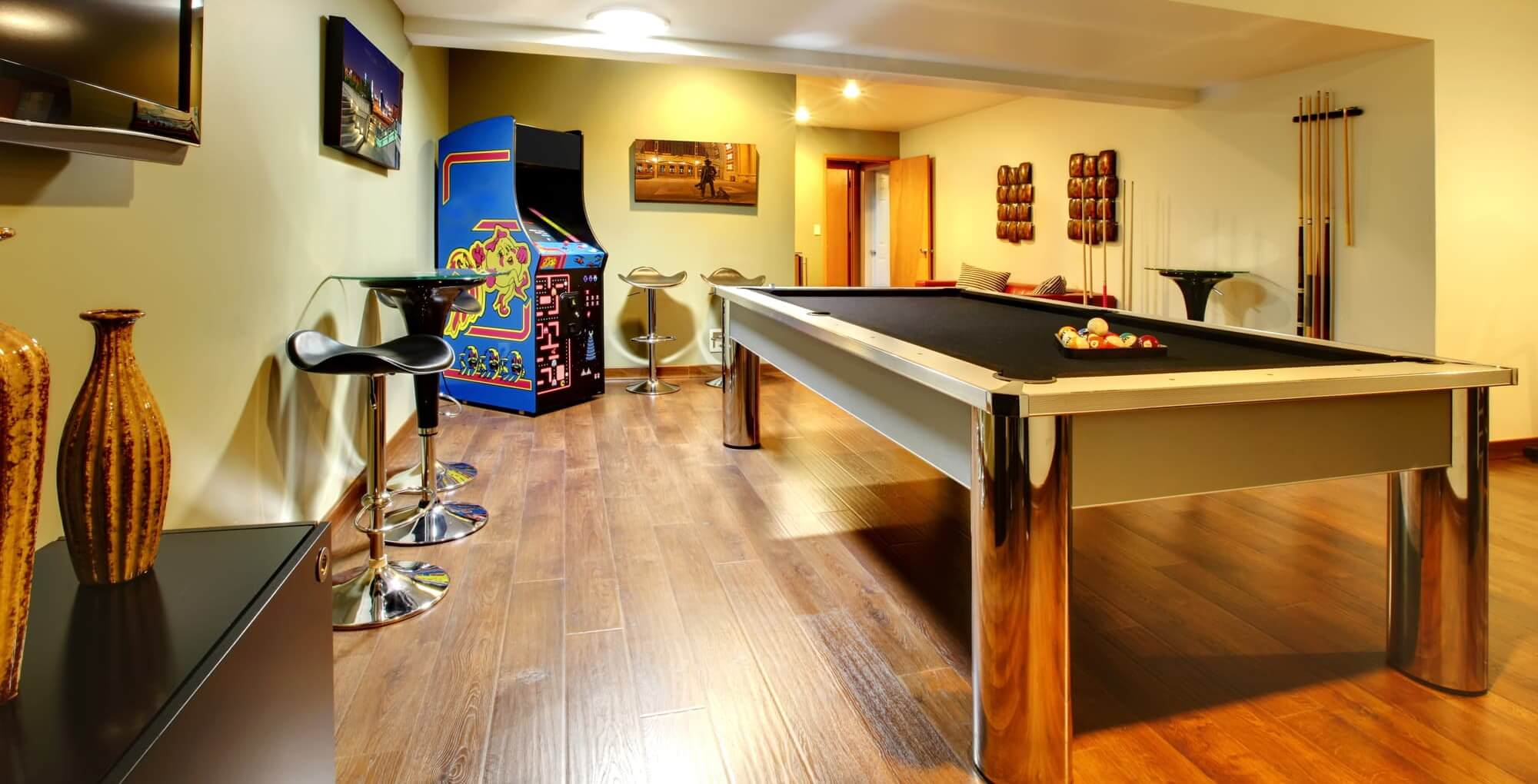 Why You Should Invest in Basement Finishing?