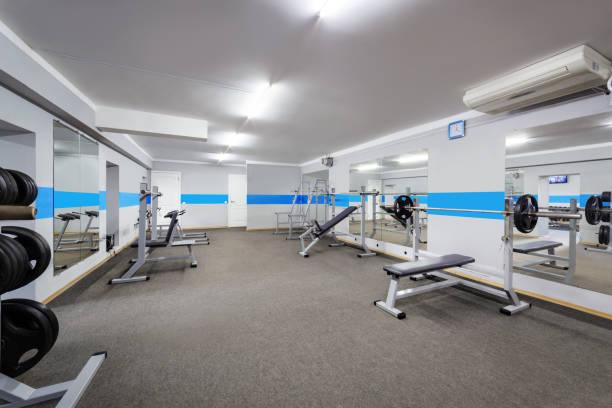 Basement Gym by Reno Duck