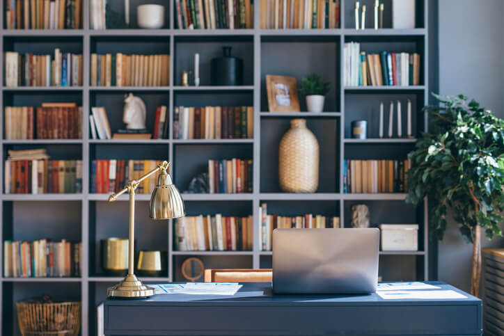 The Benefits of a Basement Office/Workspace
