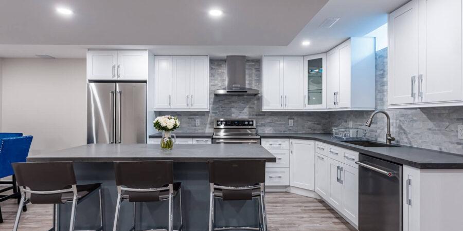Most Inspiring Basement Kitchen Ideas