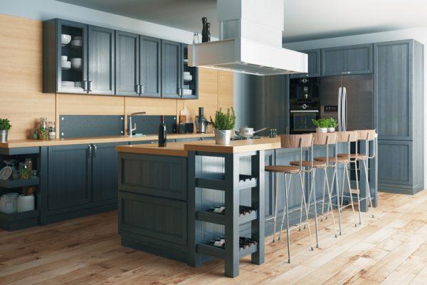 When You Need a Medium-Sized Basement Kitchen