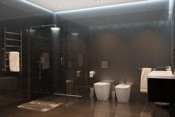 Use multi-purpose bathroom pieces