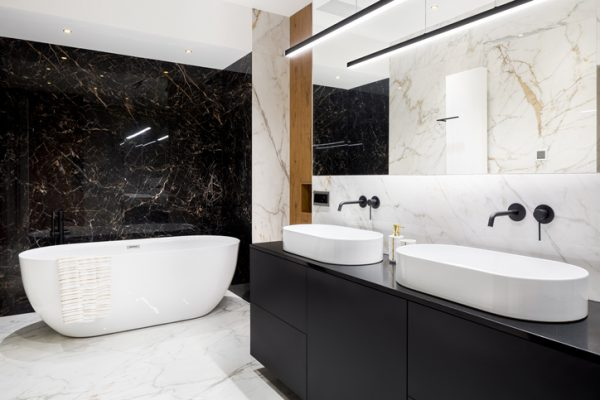 What Goes into a Basement Bathroom Renovation?