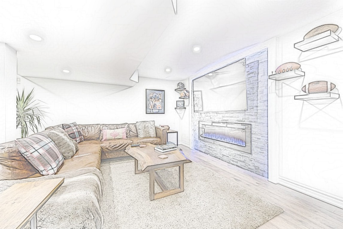 Complete professional architectural drawings