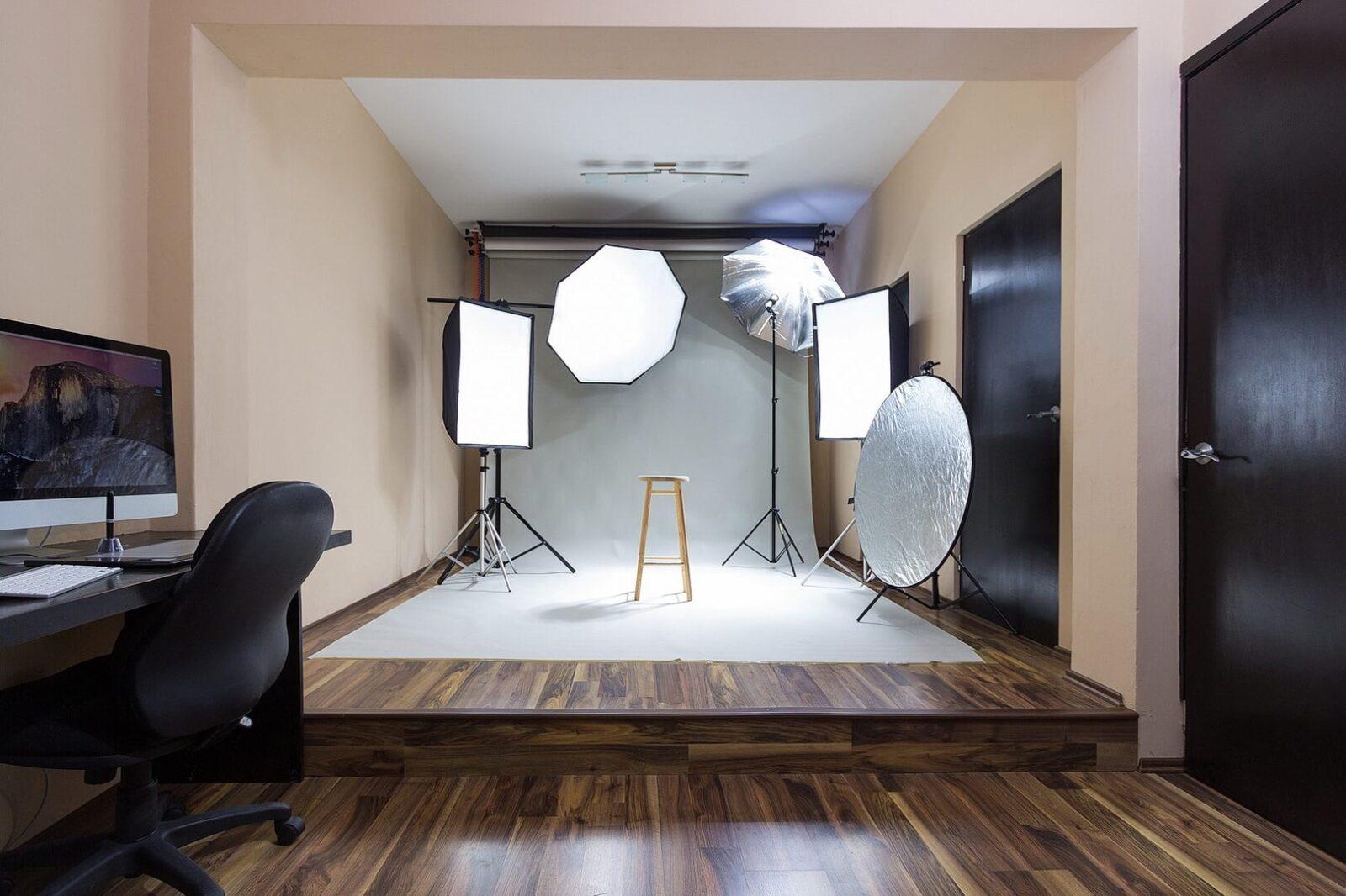 Personal Photography Studio
