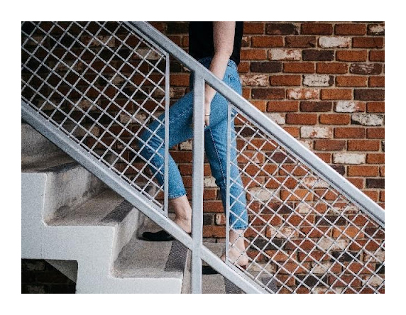 Add or replace concrete stairs